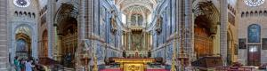 Virtual tour of the Cathedral of �vora in Portugal