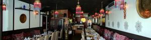 Damas syrian restaurant in Montreal Street View virtual tour