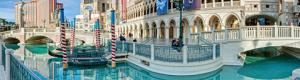 The Canals of the Venetian in Las Vegas