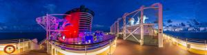 Goofy's Sports Deck on the Disney Fantasy Ship